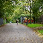 Background 02 - Path to the Tiergarten
